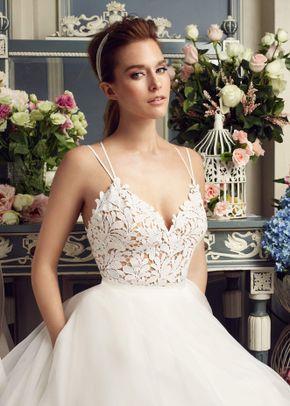 Style 2158, Mikaella Bridal