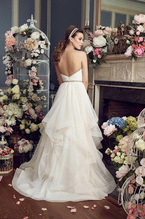 Style 2164, Mikaella Bridal