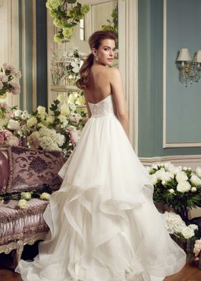Style 2168, Mikaella Bridal