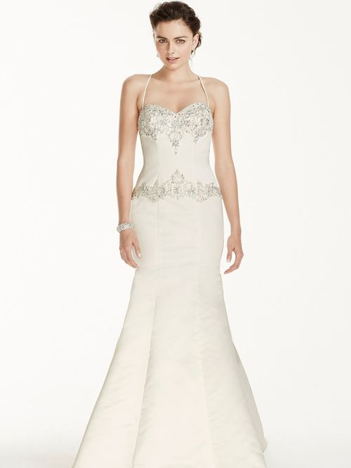 Jewel Style V3758, David's Bridal