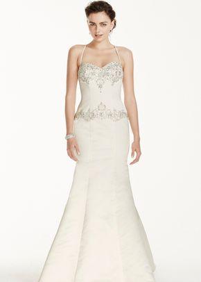 Jewel Style V3758, David's Bridal