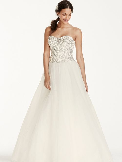 Jewel Style WG3754, David's Bridal