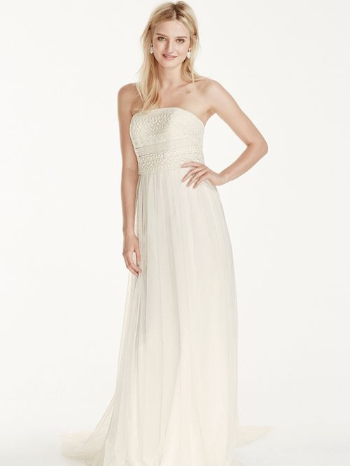 Galina Style WG3768, David's Bridal