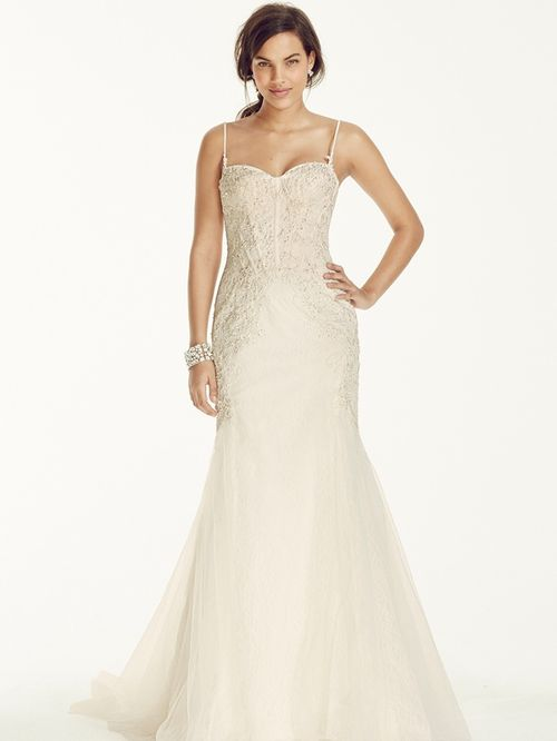 Galina Signature Style SWG690, David's Bridal