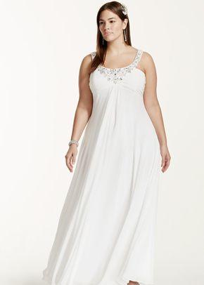 David's Bridal Woman Style 9INT1061, David's Bridal