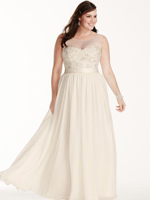 David's Bridal Woman Style 9MK3747, David's Bridal