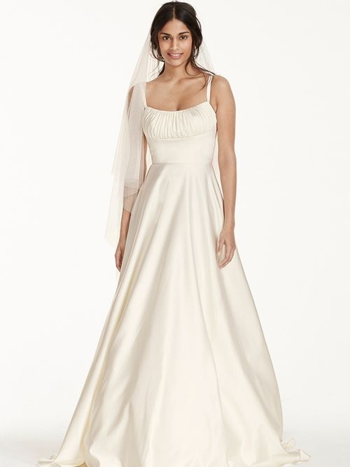 David's Bridal Collection Style WG3739, David's Bridal
