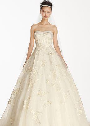 Oleg Cassini Style CWG700, David's Bridal