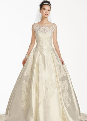 Oleg Cassini Style CWG701, David's Bridal