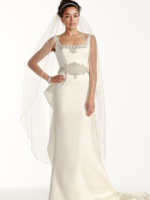 Oleg Cassini Style CWG708, David's Bridal