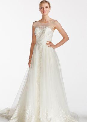 Oleg Cassini Style CWG713, David's Bridal