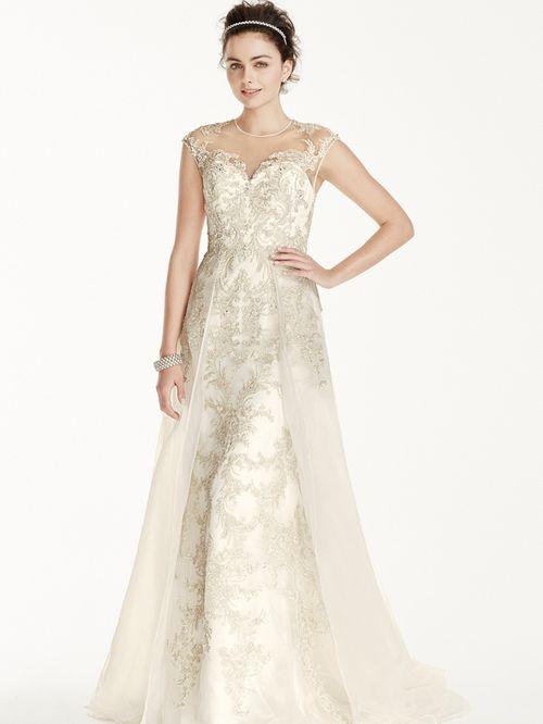 Oleg Cassini Style CWG714, David's Bridal