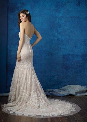 9350, Allure Bridals