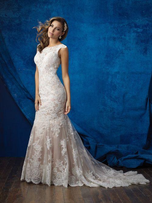 9352, Allure Bridals