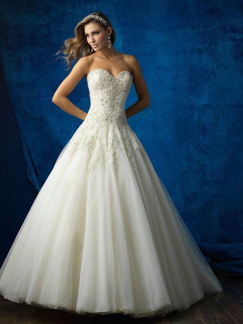 9369, Allure Bridals