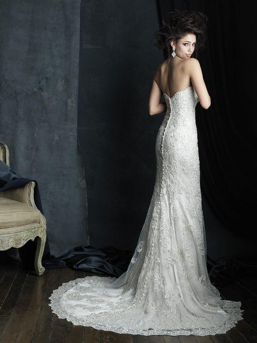 C383, Allure Bridals