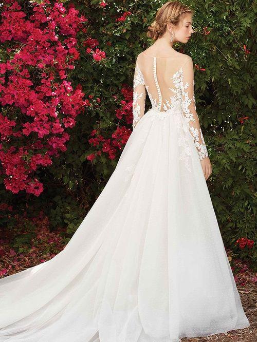 WISTERIA, Casablanca Bridal