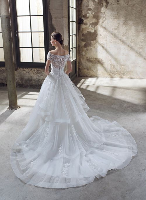 201-17, Miss Kelly By The Sposa Group Italia