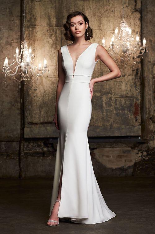 Style 2302, Mikaella Bridal