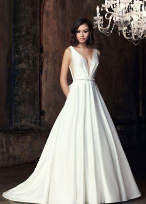 Style 2306, Mikaella Bridal