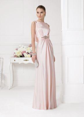 David's Bridal Style W10840, David's Bridal
