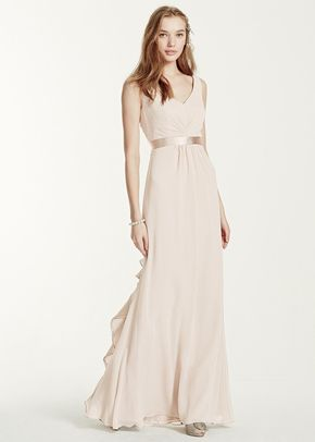 White by Vera Wang Style VW360189, David's Bridal
