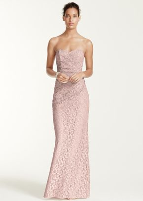 David's Bridal Style W10329, David's Bridal