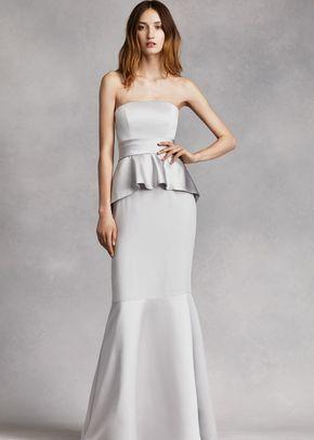 White by Vera Wang Style VW360134, David's Bridal