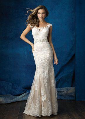 9371, Allure Bridals