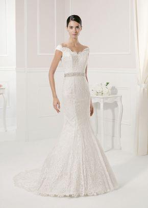 David's Bridal Woman Style 9WG3734, David's Bridal