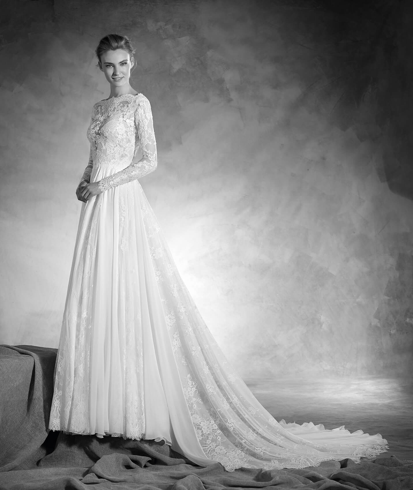 Wedding Dresses By Atelier Pronovias