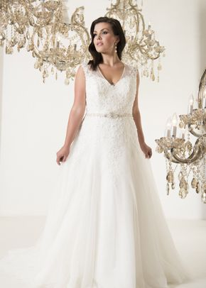 Galina Style WG3438, David's Bridal