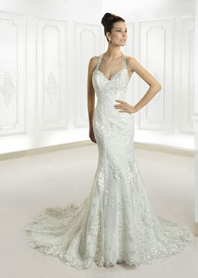 Oleg Cassini Style CWG709, David's Bridal