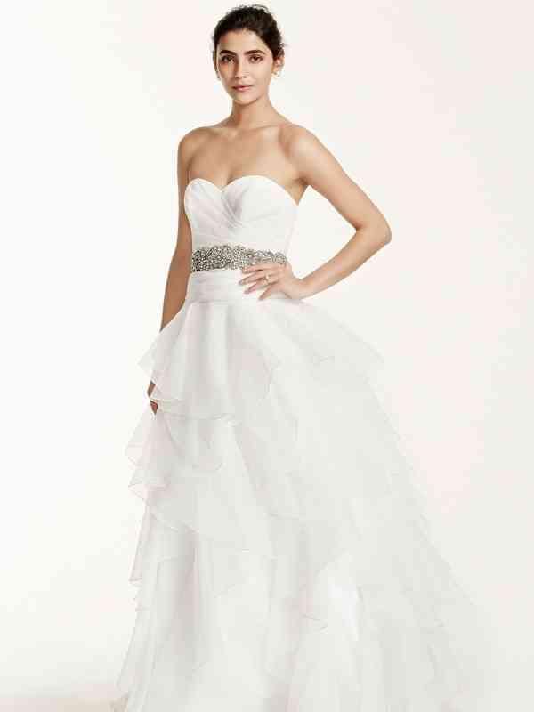 David's Bridal Collection Style MK3667, David's Bridal