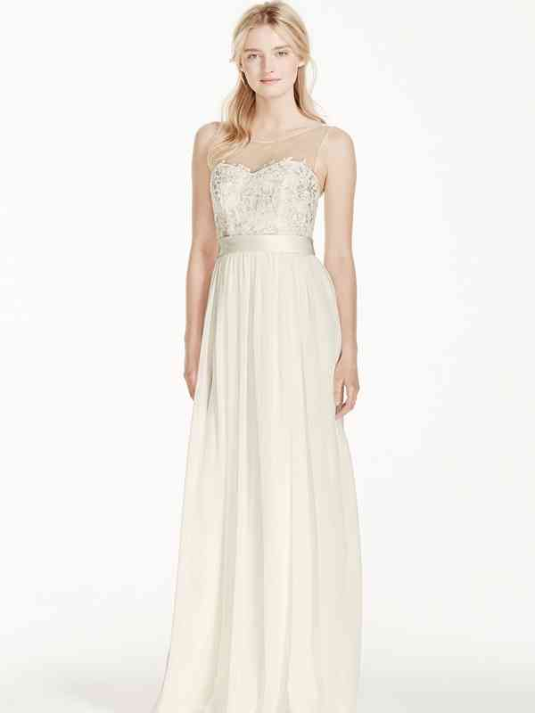 David's Bridal Collection Style MK3747, David's Bridal