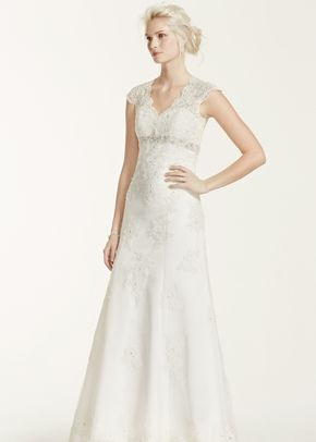 David's Bridal Collection Style T3299, David's Bridal
