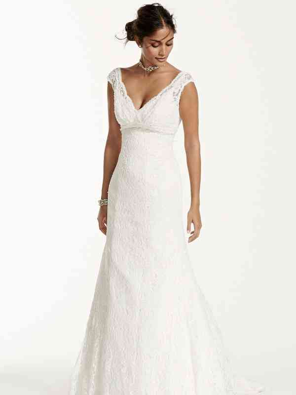 David's Bridal Collection Style T9612, David's Bridal
