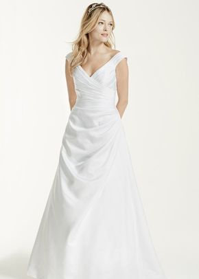 David's Bridal Collection Style T9861, David's Bridal