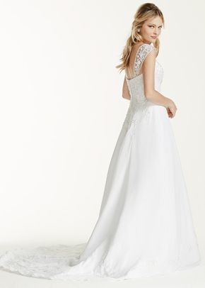 David's Bridal Collection Style V9010, David's Bridal