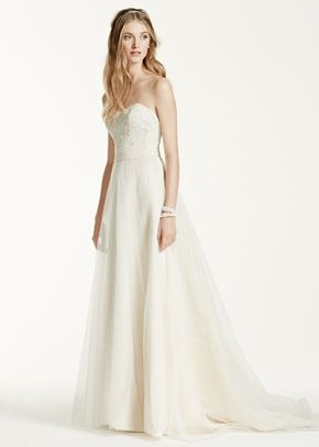 David's Bridal Collection Style WG3586, David's Bridal