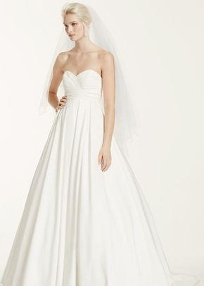 David's Bridal Collection Style WG3707, David's Bridal