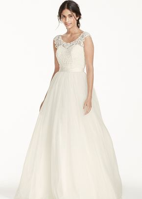 David's Bridal Collection Style WG3741, David's Bridal