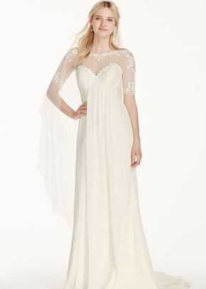 David's Bridal Collection Style WG3749, David's Bridal