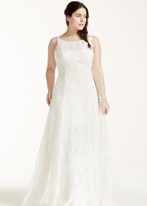 David's Bridal Woman Style 8MS251110, David's Bridal