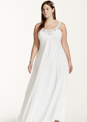 David's Bridal Woman Style 9INT1061, David's Bridal