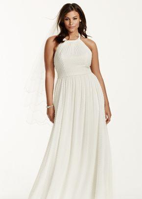 David's Bridal Woman Style 9KP3697, David's Bridal