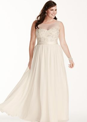 David's Bridal Woman Style 9MK3747, David's Bridal