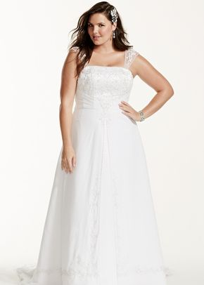 David's Bridal Woman Style 9v9010, David's Bridal