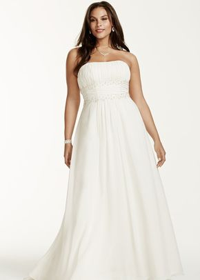 David's Bridal Woman Style 9V9743, David's Bridal