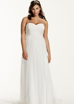 David's Bridal Woman Style 9WG3438, David's Bridal